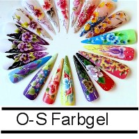 ONE STROKE Farbgel
