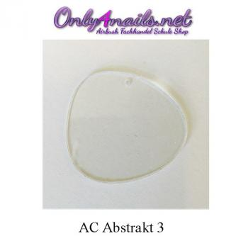 Acrylelement  AC Abstrakt 3