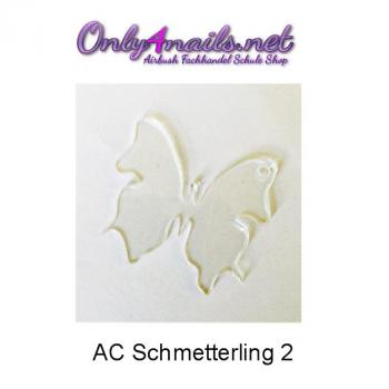 Acrylelement  AC  Schmetterling 2