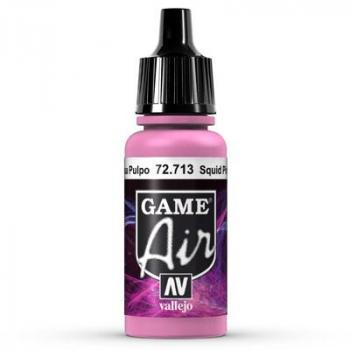 Vallejo Game Air 713 Squid Pink 17ml
