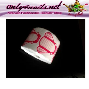 Nailformer 500St Pink Butterfly