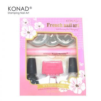 Konad French Stempel Set Nailart